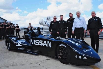 2012 Nissan Deltawing - on track test - Sebring 42