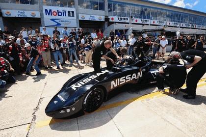 2012 Nissan Deltawing - on track test - Sebring 43