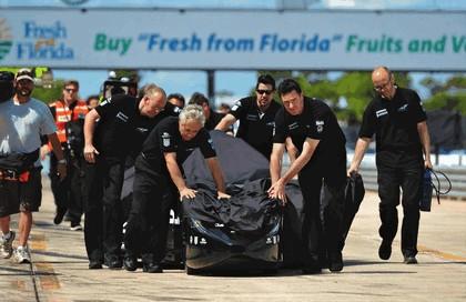 2012 Nissan Deltawing - on track test - Sebring 44
