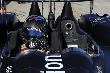 2012 Nissan Deltawing - on track test - Sebring 46