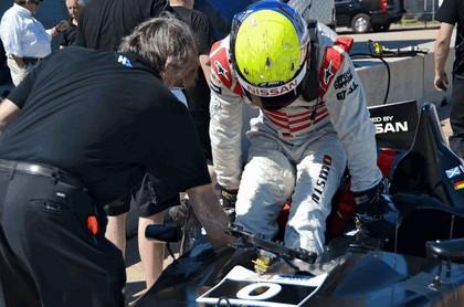 2012 Nissan Deltawing - on track test - Sebring 49