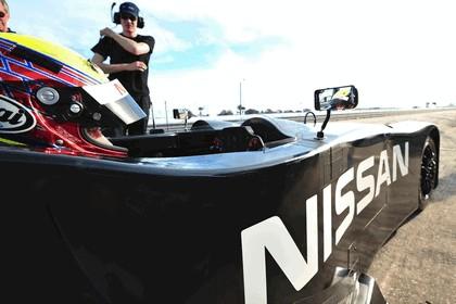 2012 Nissan Deltawing - on track test - Sebring 50