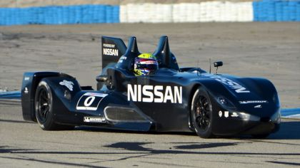 2012 Nissan Deltawing - on track test - Sebring 1