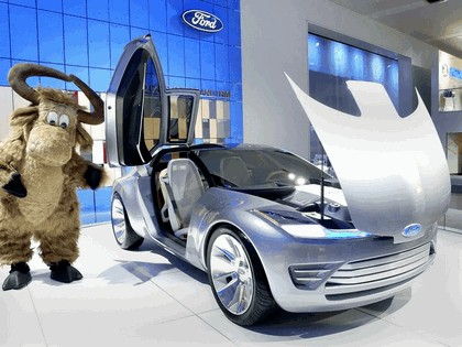 2006 Ford Reflex concept 39
