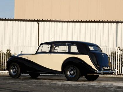 1946 Rolls-Royce Wraith Touring Limousine 3