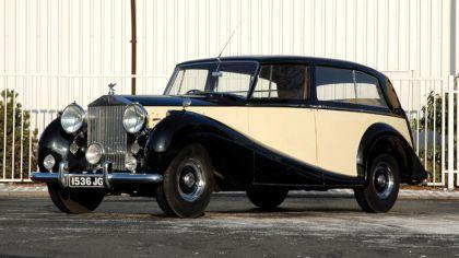 1946 Rolls-Royce Wraith Touring Limousine 9