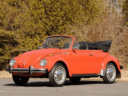 1972 Volkswagen Beetle convertible 1