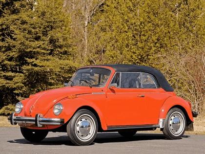 1972 Volkswagen Beetle convertible 2