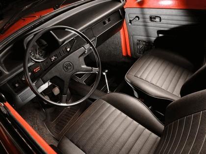 1972 Volkswagen Beetle convertible 4