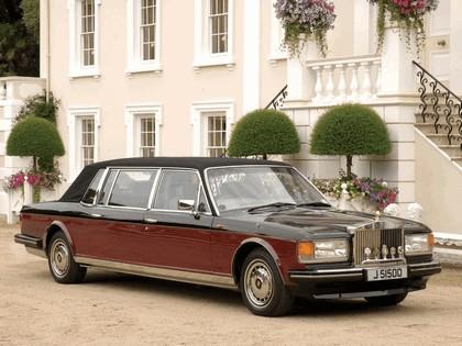 1989 Rolls-Royce Silver Spirit Emperor State Landaulet by Hooper 1