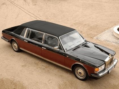 1989 Rolls-Royce Silver Spirit Emperor State Landaulet by Hooper 2