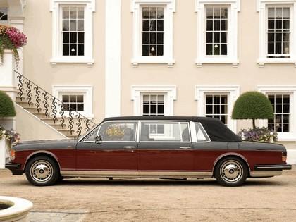 1989 Rolls-Royce Silver Spirit Emperor State Landaulet by Hooper 4
