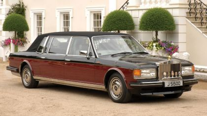 1989 Rolls-Royce Silver Spirit Emperor State Landaulet by Hooper 8