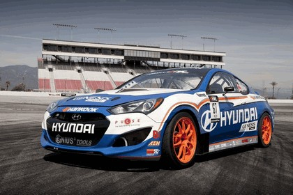 2012 Hyundai Genesis coupé - Formula Drift Series 1