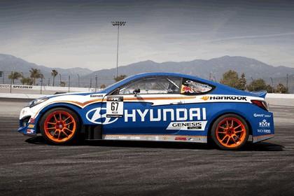 2012 Hyundai Genesis coupé - Formula Drift Series 2