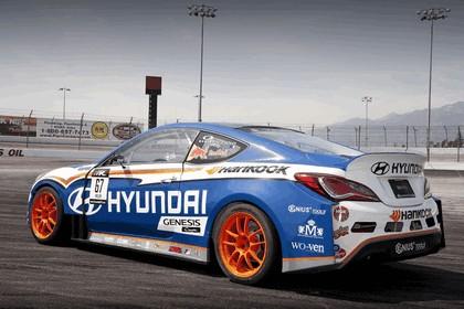 2012 Hyundai Genesis coupé - Formula Drift Series 3