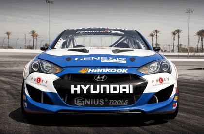 2012 Hyundai Genesis coupé - Formula Drift Series 4