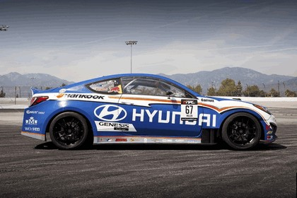2012 Hyundai Genesis coupé - Formula Drift Series 5