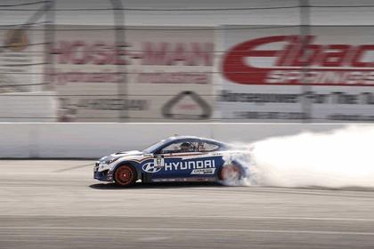 2012 Hyundai Genesis coupé - Formula Drift Series 7