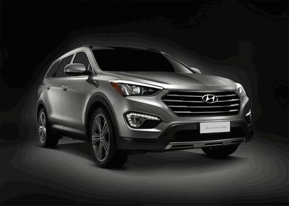2013 Hyundai Santa Fe 1