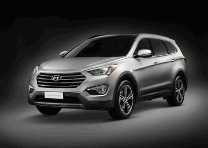 2013 Hyundai Santa Fe 4