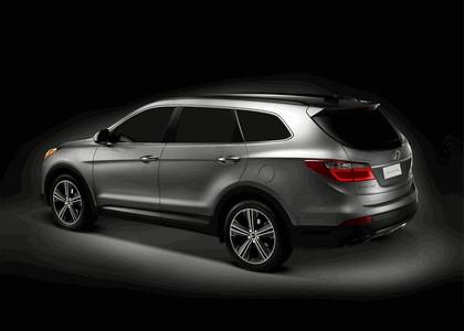2013 Hyundai Santa Fe 5