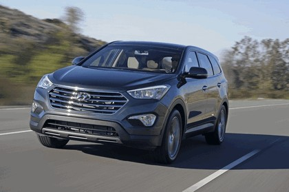 2013 Hyundai Santa Fe 10