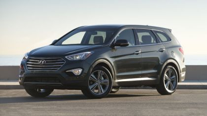 2013 Hyundai Santa Fe 2