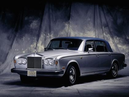 1977 Rolls-Royce Silver Wraith II 1