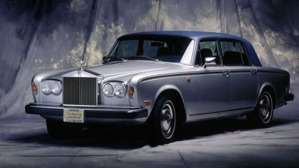 1977 Rolls-Royce Silver Wraith II 3