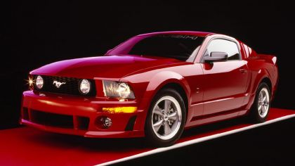 2005 Ford Mustang 351R by Roush 5