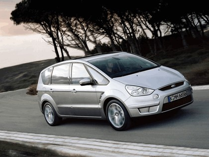 2006 Ford S-Max 2