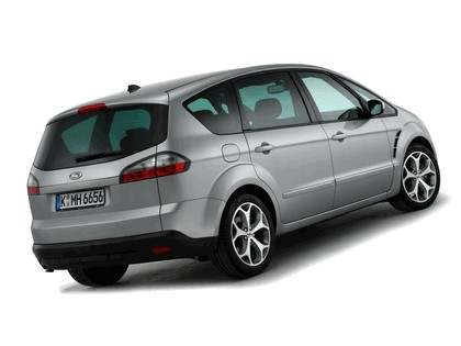 2006 Ford S-Max 8