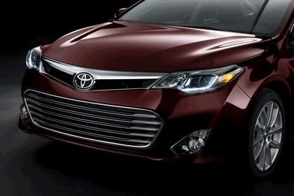 2013 Toyota Avalon 8