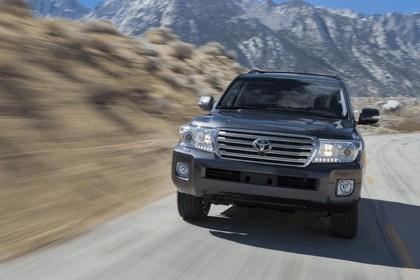 2013 Toyota Land Cruiser 7