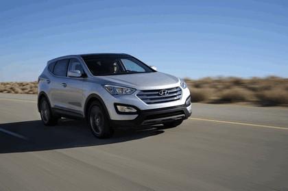 2013 Hyundai Santa Fe Sport 9