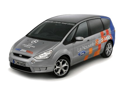2006 Ford S-Max UEFA Champions League 1