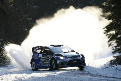 2012 Ford Fiesta WRC - rally of Sweden 1