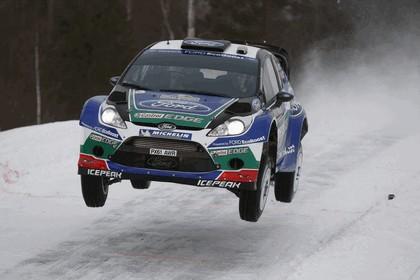2012 Ford Fiesta WRC - rally of Sweden 6