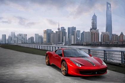 2012 Ferrari 458 Italia - 20th anniversary in China 1