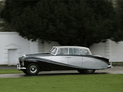 1951 Rolls-Royce Wraith Perspex Top Saloon by Hooper 2
