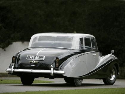1951 Rolls-Royce Wraith Perspex Top Saloon by Hooper 3