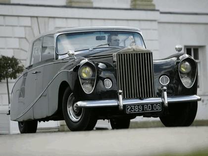 1951 Rolls-Royce Wraith Perspex Top Saloon by Hooper 4
