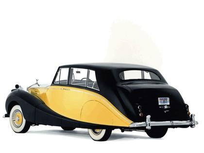 1956 Rolls-Royce Silver Wraith Hooper Limousine 2
