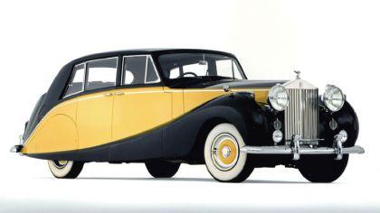 1956 Rolls-Royce Silver Wraith Hooper Limousine 4