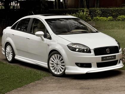 2008 Fiat Linea Monte Bianco concept 3