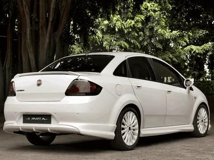 2008 Fiat Linea Monte Bianco concept 4