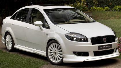2008 Fiat Linea Monte Bianco concept 2