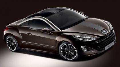 2012 Peugeot RCZ Brownstone 1
