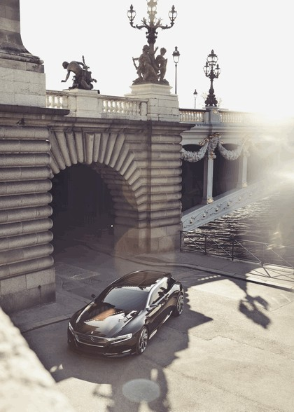 2012 Citroen Numéro 9 concept 9